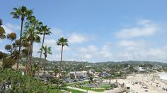 Laguna Beach is the second-oldest city in Orange County, second to Anaheim. Its picturesque coastline is midway between Los Angeles and San Diego.