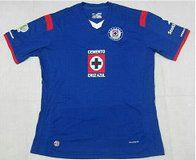 Cruz Azul 2014-15 season Home Soccer Jersey