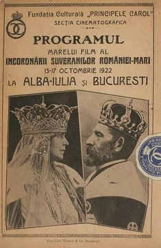 History Of Romania, Romanian Royal Family, Peles Castle, Kaiser, Ferdinand, One Kings, Albania, World History, Emperor