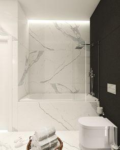 Modern bathroom inspiration with marble, round mirrors and black and white – Ch… – Marble Bathroom Dreams Small Bathroom Colors, Small Bathroom Vanities, Bathroom Layout, Modern Bathroom Design, Bathroom Interior Design, Bathroom Showers, Bathroom Goals, Bathroom Ideas, Rental Bathroom