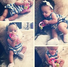 Bow Wow's daughter- she's sooo cute!
