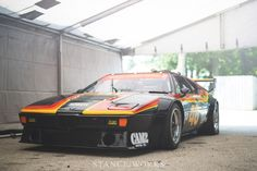BMW M1 at Road America 2014, shot by Kris Clewell for Stanceworks