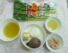 紫心地瓜+山藥+洋蔥+雞肉小米粥
