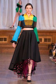 UCA Fashion Atelier Autumn/Winter 2017 Ready To Wear Collection | British Vogue