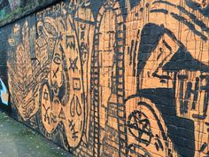 East London street art © by Rethink Interiors Ltd