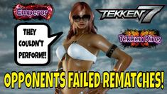 THEY COULDN'T GET THE JOB DONE! (Tekken 7 Season 3)- Katarina Matches, F... Tekken 7, Get The Job, Season 3, Youtube, Youtubers, Youtube Movies