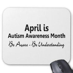 Autism Quotes Mousepads