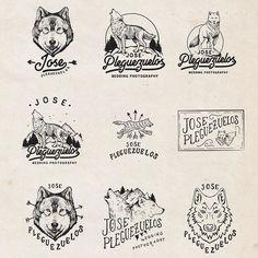 @jose_pleguezuelos branding . #branding #handdrawn #logo #draw #artoftheday #oldblackbamboo #forest #vsco #logotype #liveauthentic #handmadefont #graphicdesign