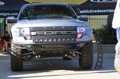 Ford Raptor Race Series R Front Bumper