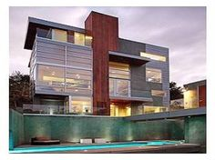 Chris Brown's House | Chris Brown's Home: Ultra-Modern Hollywood Hills Pad