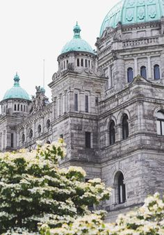 Victoria, the charming Canadian town in British Columbia | MontgomeryFest