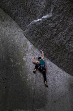 I sure miss climbing, but then again I don't have the flexibility to get up on a surfboard anymore let alone climbing.