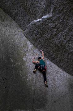 climbing?