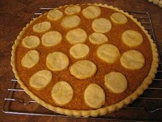 The Past on a Plate: Traditional British Food, Part 32: Treacle Tart