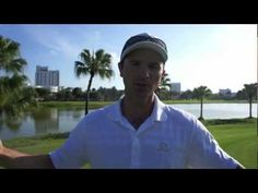 Don't hit behind the ball - the crisp chip shot drill | Adam Kolloff