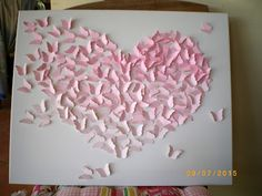 How-to-make a 3D-Butterfly canvas with your Silhouette, Nu på Svenska också!