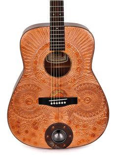 Acoustic Guitar ~ Copper Canyon