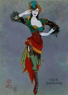 """""""Tuck Everlasting"""" Country Carnival Girl Costume Designed by Gregg Barnes"""