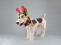 Very woof, such dog, so holidays ...wow!