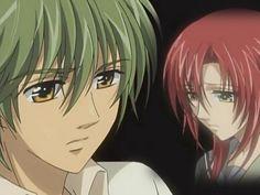 kazuki hihara and koho chan