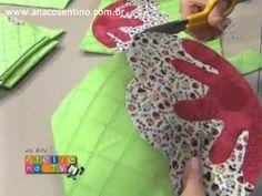 Ana Cosentino (Ateliê na TV-24/05/2012) - Pegador de Panelas em CUP CAKE