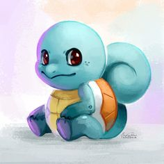 007 - Squirtle by TsaoShin on DeviantArt Pokemon Images, Pokemon Pictures, Pokemon Fan Art, Cool Pokemon, Geeks, Squirtle Squad, Water Type Pokemon, Deviantart Pokemon, Pokemon Coloring