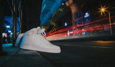 Nike Air Force 1 Triple White Mid  #AllenClaudius #bowtiesandbones #streetwear #Sneakerhead #streetwearculture  #adidasoriginals #sneakerculture #indiansneakerhead