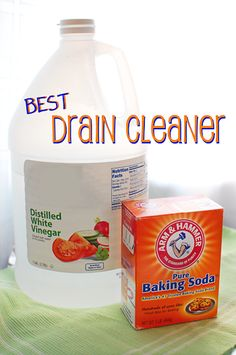 Do It Yourself Drain Cleaner | NutButterLuver