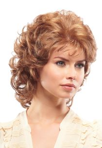 Bella Monofilament Wig by Jon Renau Wigs - Curly Hair Cuts, Curly Wigs, Short Curly Hair, Human Hair Wigs, Short Hair Cuts, Short Wavy, Loose Curls Hairstyles, Wig Hairstyles, Haircuts
