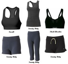 Bikram / Hot Yoga Clothing