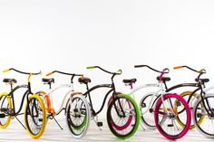 The Perfect Waves Bikes Cool Bicycles, Waves, Branding, Bike, Cool Stuff, Color, Bicycle, Brand Management, Colour