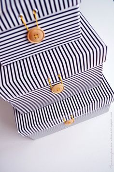Upcycled Shoe Boxes | The DIY Adventures- upcycling, recycling and do it yourself from around the world.