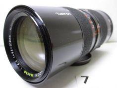 L669EB TAMRON ZOOM MACRO 85-210mm F4.5 φ55 ジャンク_画像1