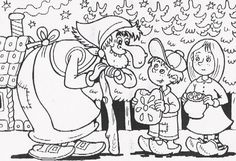 perníková chalouka Coloring For Kids, Coloring Books, Fariy Tale, Hansel Y Gretel, School Coloring Pages, Arte Popular, Stories For Kids, Conte, Pattern Making