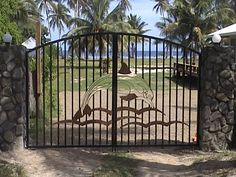 Dolphin Gate