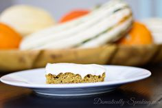 Delicious Pumpkin Spice Bars with Cream Cheese Frosting