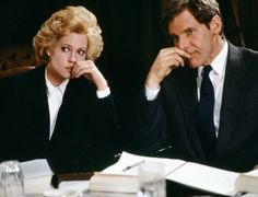 WORKING GIRL | Starring Melanie Griffith, Harrison Ford and Sigourney Weaver #topten #film #sundancechannel