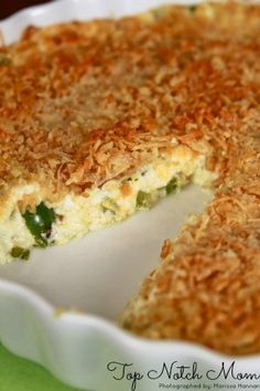 Jalapeno Popper Dip Recipe ~ It's the perfect thing to bring to a party or serve on Sundays during football season. It's definitely a hit and it will be gone in minutes!