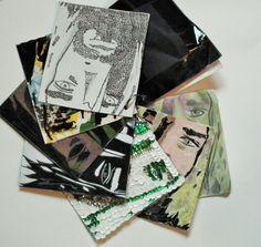 Graphisme Stylos/feutres/paillettes à coudre/collage de papiers/crayons de couleur/calligraphie