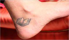 Book Tattoo.♥