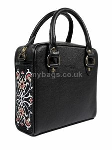 GOSHICO leather bag with embroidered sides FANCY http://mybags.co.uk/goshico-leather-bag-with-embroidered-sides-fancy-2064.html