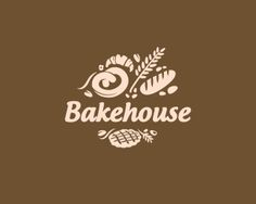 13 Awesome Baking Logo Design Images Flower Watercolor Design