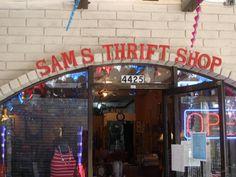 Sam's Thrift Shop