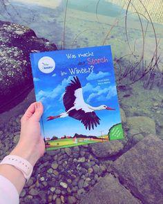 """Lehrerin ✨ auf Instagram: """"Werbung (Buchempfehlung): Was macht der Storch im Winter?! ❄️ Dieses wunderschöne Bilderbuch und Sachbuch zugleich passt einfach perfekt zu…"""" Children's Books, School, Cover, Instagram, Art, Book Recommendations, Advertising, Simple, Nice Asses"""