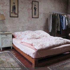 Wer sein Schlafzimmer mit dem gewissen Extra versehen ...