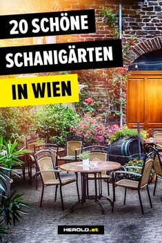 Vienna Austria, Outdoor Furniture Sets, Outdoor Decor, Dream Big, Family Travel, Places To Travel, Explore, Outdoor Bars, Tricks