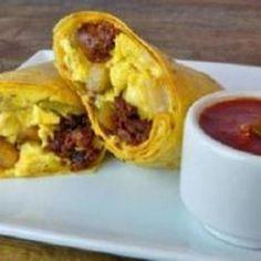 ... cup shredded cheddar cheese Spray pan, cook chorizo Medium High, add