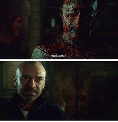 "#Shadowhunters 2x15 ""A Problem of Memory"" - Sebastian and Valentine"