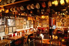 Johnnie Fox's Pub, Glencullen, County Dublin... one of the top pubs of Ireland
