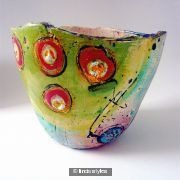 Linda Styles...love the playful colors